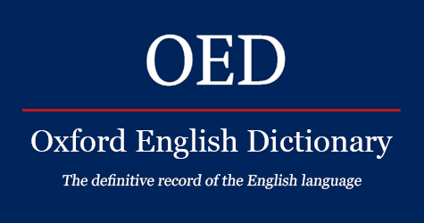 faggot, n  and adj  : Oxford English Dictionary